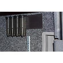 magazine storage ammo magnet gun safe accessories