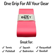 Raquetball Overgrip Grip Tape