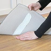 Easy to install carpet tape