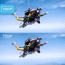 1080p High HD Resolution