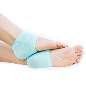 moisturizing gel socks