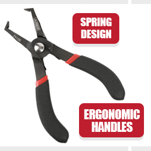 30 Degree Push Pin Removal Pliers Push Pin Style Fastener removal 30 degree pliers