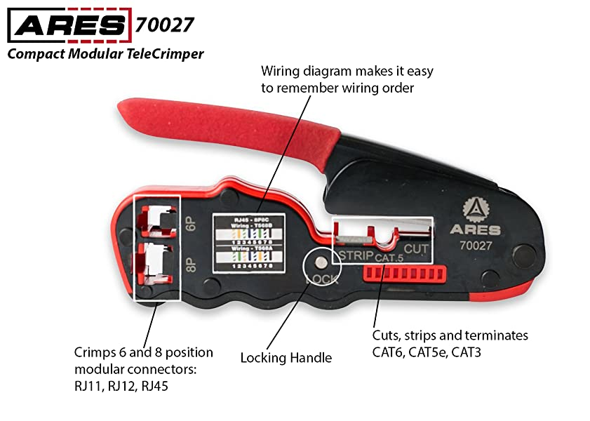 ares 70027 compact modular crimper precision cnc grounded rh amazon com