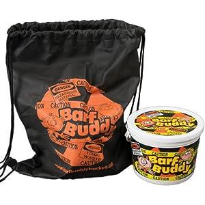 Barf Buddy Travel Bag and bucket