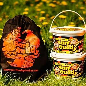 Barf Buddy Product Line