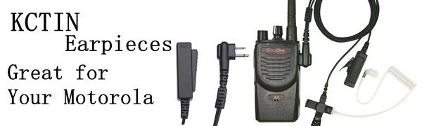 Secial design for Motorola Radios