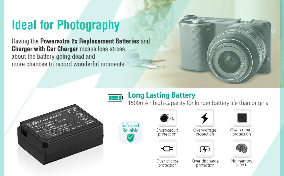 SDHC Memory Cards 2 Pack Samsung NX500 Digital Camera Memory Card 2 x 32GB Secure Digital High Capacity