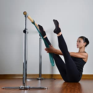 Yoga Socks Non Slip Skid Pilates Ballet Barre with Grips for Women Girls by Cooque (Black-backless-one pack)