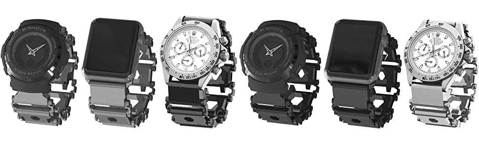 Make your Leatherman watch