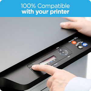 100% Compatible with your printer