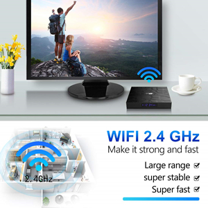 TV BOX 2.4G WIFI