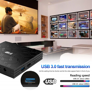 TV BOX USB 3.0