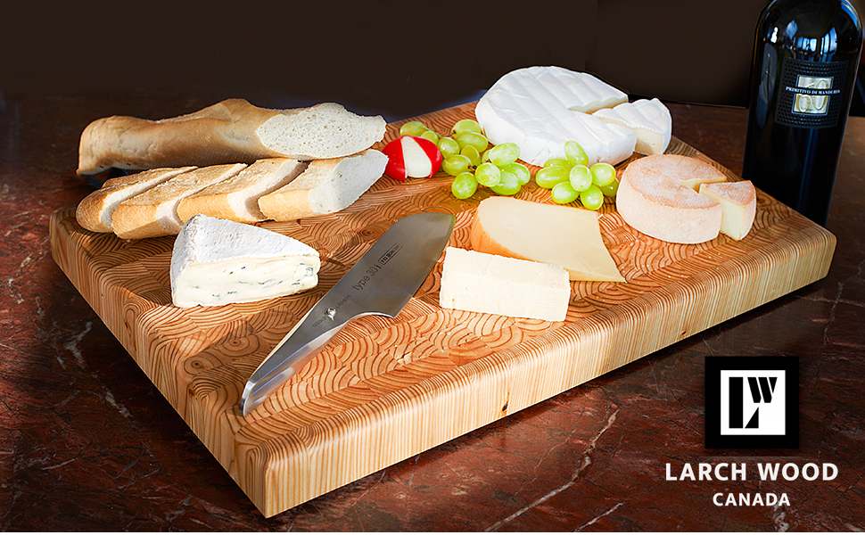 Proudly Made in Canada (Margaree, Nova Scotia) We are End Grain Cutting Board Specialist Handcrafted