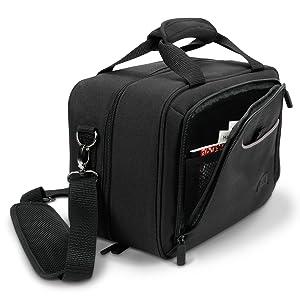 Bag Exterior Pocket open