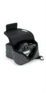USA GEAR DSLR Camera Case/SLR Camera Sleeve FlexARMOR X