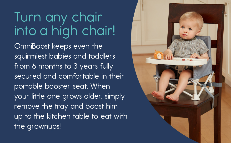 omniboost baby booster chair