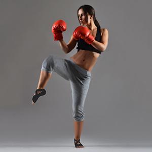 kickboxing socks