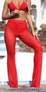 2ec90c6055429 Family Matching Mother Girl Swimwear · Striped Floral Bathing Suit · Women  bikini bottoms