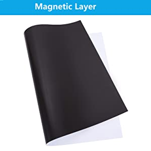 Amazon.com: RIANCY - Pizarra magnética (30 x 42 pulgadas ...