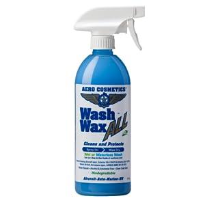 Amazon Com Wet Or Waterless Car Wash Wax 16 Oz Aircraft