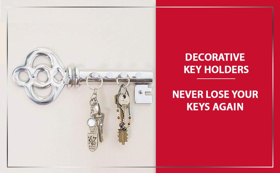 Amazon.com: Decorative Wall Mounted Key Holder - Multiple