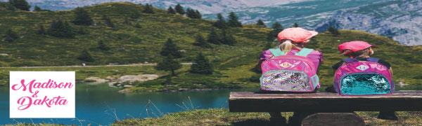 reverse sequin backpack for girls purse for women flip mini rainbow small for school pink jojo siwa