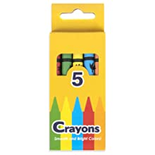 nontoxic safe for kids beeswax wax crayons for crafting small bulk value family pack for preschool