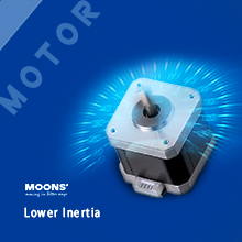 47oz-in 1.35in. MOONS NEMA17 Stepper Motor 1A 0.25Nm Cable00723 include, model MS17HA4P4100 2Phase High Precision 0.9degree Stepping Motor 3D printer 34.3mm MOONS/'