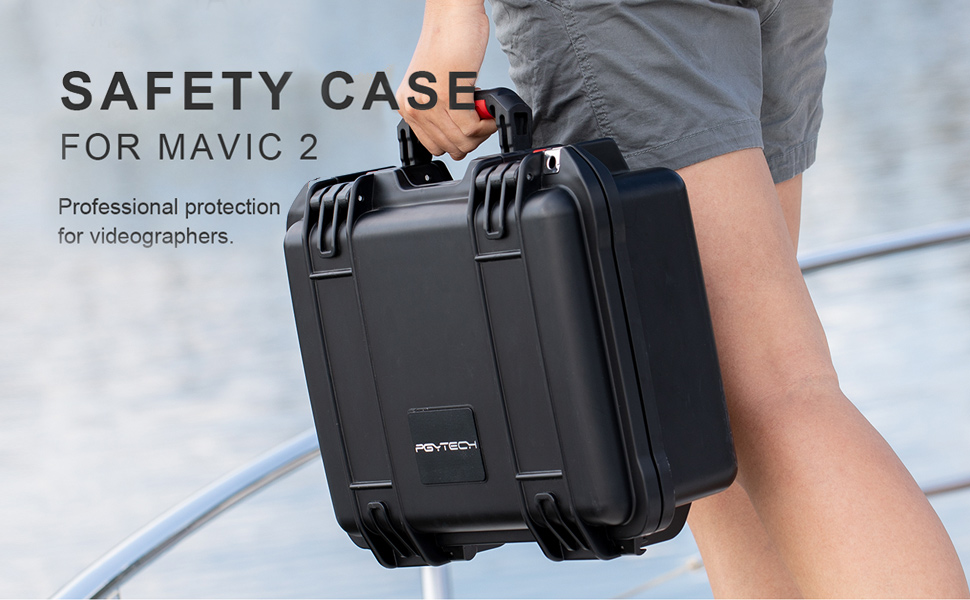 Safety Carrying case for DJI Mavic 2 Pro/Zoom