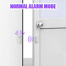 Normal Alarm Mode