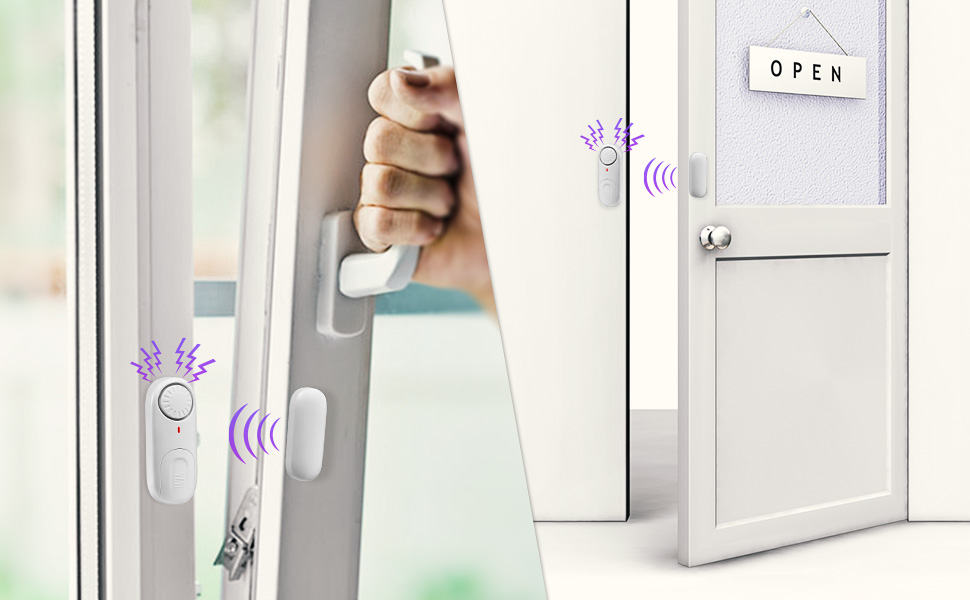 Door/Windoor Alert Sensor