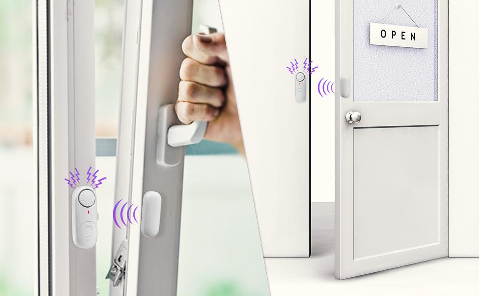 Door/Windoor Alert Sensor