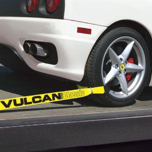 Amazon Com Vulcan Classic 2 X 12 Yellow Classic Exotic Car Rim