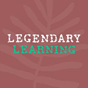 Legendary Learning is Boley's educational brand teaching kids about great prehistoric dinos