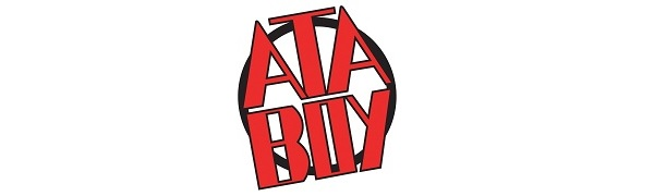 Ata-Boy Brand Logo - Makers of Ofiicially Licensed Fan Favorite Patches, Pins, Magnets and More!