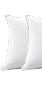 Ultra Plush Hypoallergenic Down Alternative Pillows