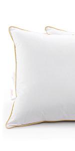 Ultra Plush Hypoallergenic Gel Fiber Pillows
