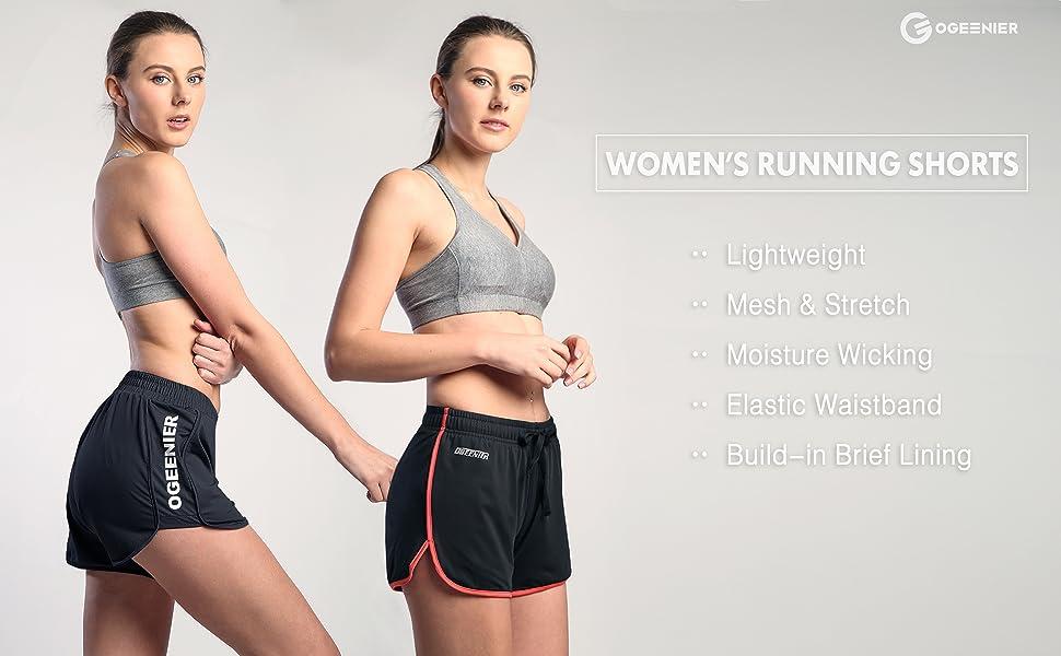 womens jogging shorts