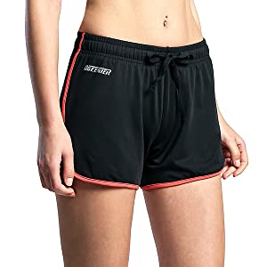 training shorts womens