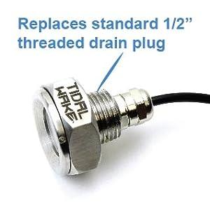 """replace 1/2"""" drain plug"""