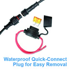 Water-Proof Quick Connect