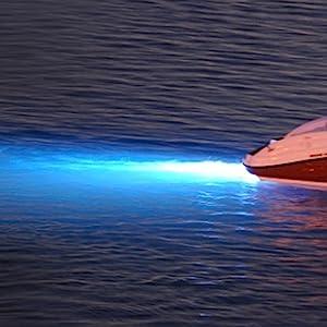 underwater boat LED light