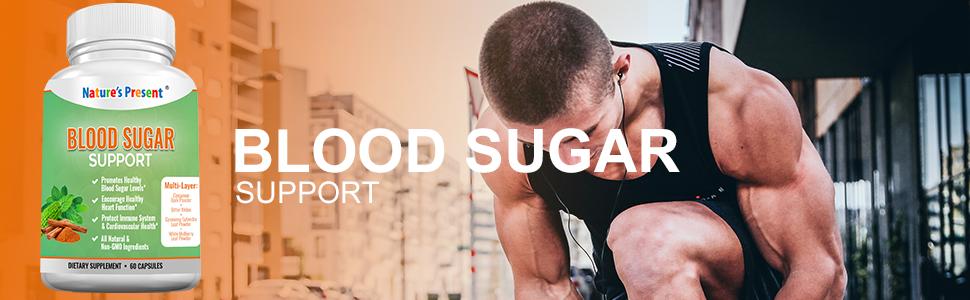 Nature Present blood sugar support