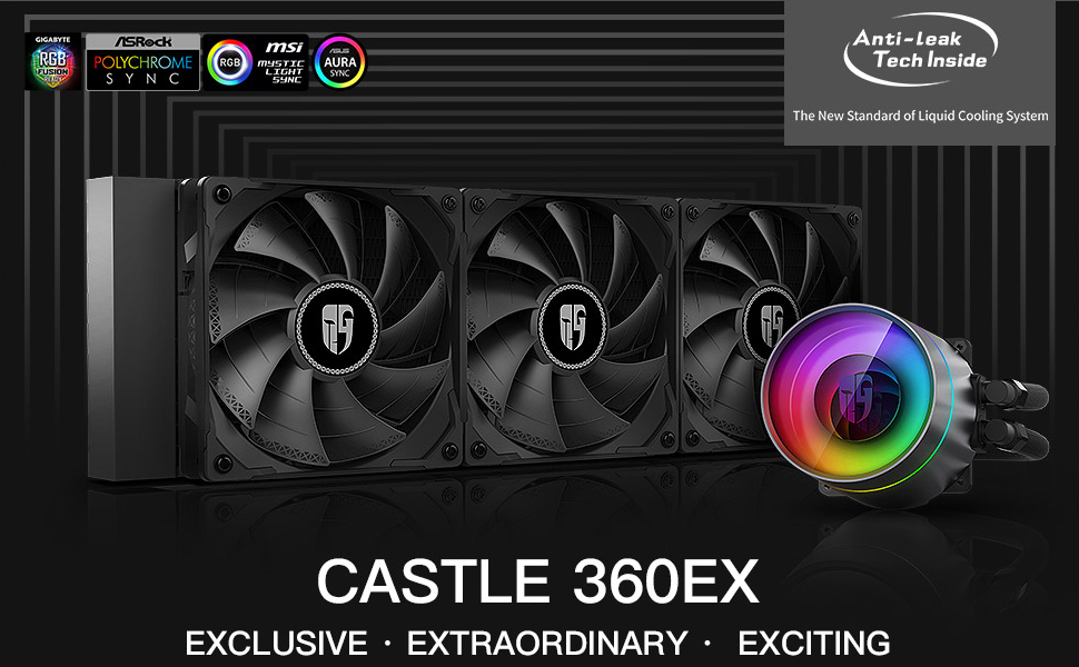 CASTLE 360EX