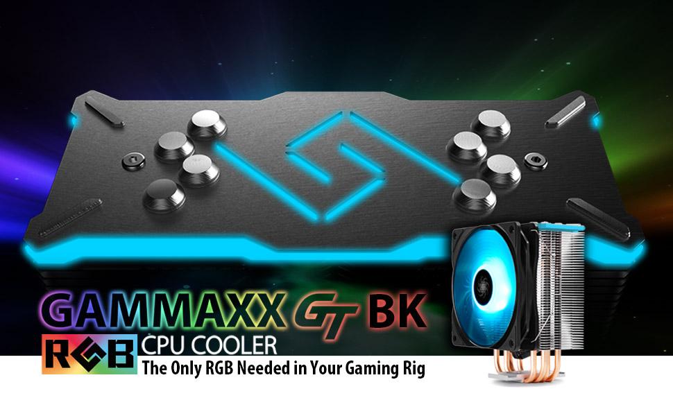GAMMAXX GT BK