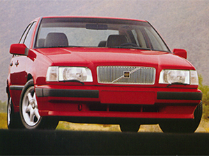 Rear Pairs For Volvo 850 :