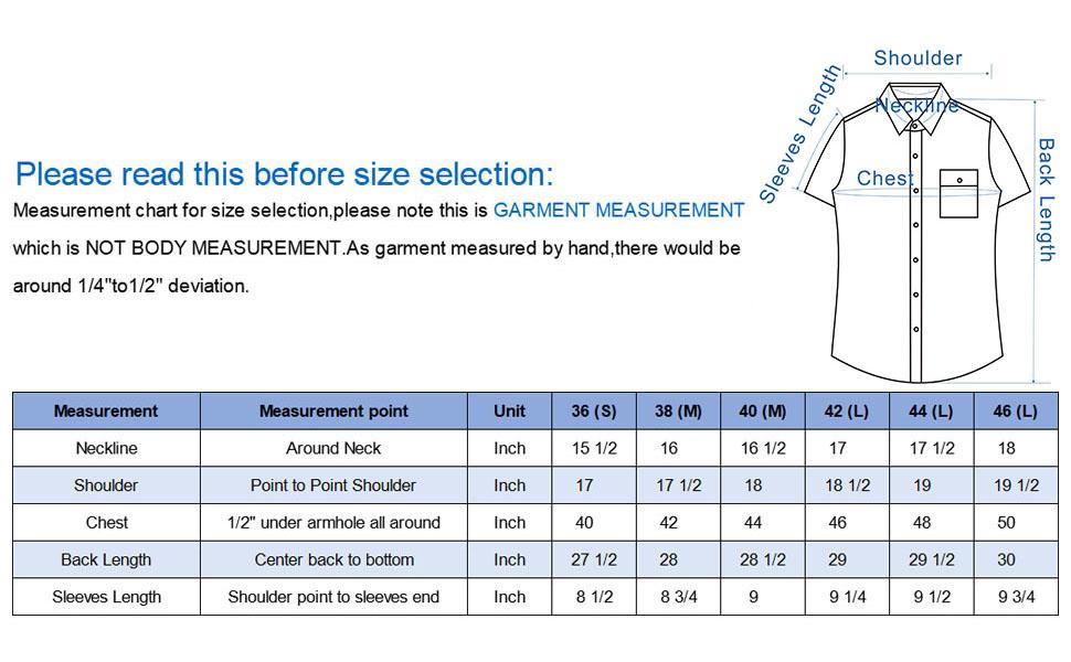 Men Point Collar Patch Pockets Short Sleeves Checks Button Down Shirt