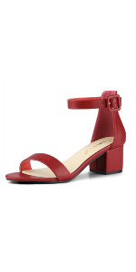 a2fc980555b5 low heel sandals ...