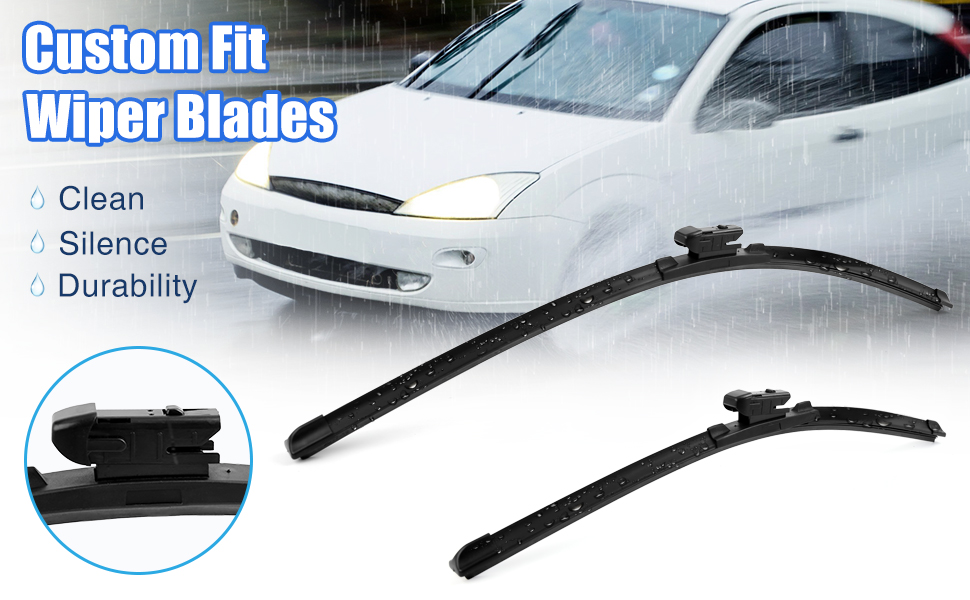 Mazda CX-5 Front Wiper Blades