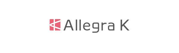 Allegra K Women's Floral Lace-up V-Neck Flouncing Sleeve Chiffon A-Line Dress